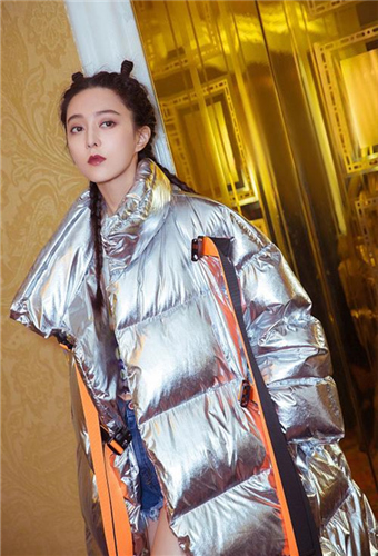 假如范冰冰和李宇春穿同一件衣服,